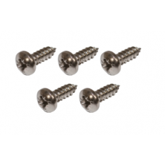 DA1977 - Defender Stainless Steel Screw Kit - Side Vent Screw Kit Set of 5