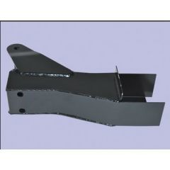 DA2008N - Chassis Leg Front - Left Hand - For Land Rover Series - Fits LWB and SWB