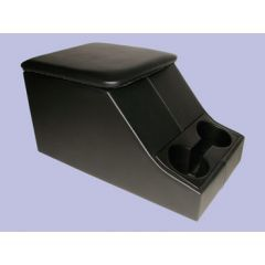 DA2035 - Defender Cubby Box - Black Base With Black Top - Can Also Be Fitted to Series
