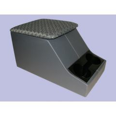 DA2035T - Defender Cubby Box - Grey Base With Techno Top - Can Also Be Fitted to Series