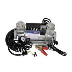 DA2392 - Double Pump Air Compressor by Britpart - 12Volt