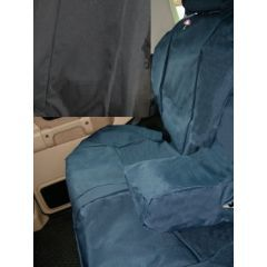 DA2801BLACK - Discovery 2 Rear Seat Covers In Black - Washable, Waterproof and Well-Fitted