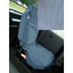 DA2802GREY - Discovery 2 Boot Seat Covers In Grey - Washable, Waterproof and Well-Fitted