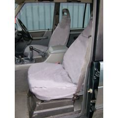 DA2807GREY - Discovery 1 Front Seat Covers In Grey