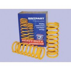 DA4277 - Britpart Performance Front Coil Springs - Standard Height - For Land Rover Defender, Discovery 1 and Range Rover Classic