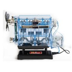 DA4310 - Haynes Build Your Own Internal Combustion Engine Model - Collectable and Details Die-Cast 1:24 Model