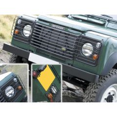 DA4400 - Wolf Style Lamp Guard Kit - Front And Rear - TD5 2003 Onwards - By Birtpart - For Defender