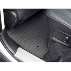 DA4821 - Range Rover L405 Rubber Mats Set - Left Hand Drive - With Lipped-Edge
