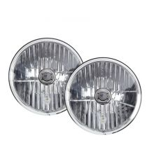 DA5015 - Xenon Ultima Headlamp Upgrade Conversion Lights - LHD Pair - For all Defender, Series and Range Rover Classic