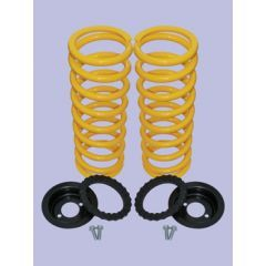 """DA5137 - Britpart Spring Conversion with 2"""" Lift for Discovery 2 - Rear Kit; Two Springs with Spring Seats and Retainer Rings"""