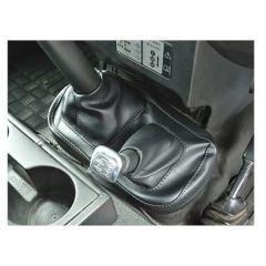 DA5497 - Gear Level Gaiter for Land Rover Defender - Will Fit Puma Defenders from 2007 Onwards