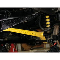 DA5506 - Britpart Heavy Duty Front Radius Arm (Later Style) - With Castor Correction -  For Defender (94 Onwards), Discovery 1 and Range Rover Classic
