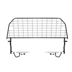 DA5511A - Mesh Style Dog Guard In Grey (Half Length) - For Discovery 3 and Discovery 4 - Manufactured by Britpart