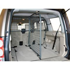 DA5538 - Discovery 3 and 4 Mesh Style Cargo Divider In Grey (Full Length) for use with DA5511 Dog Guard