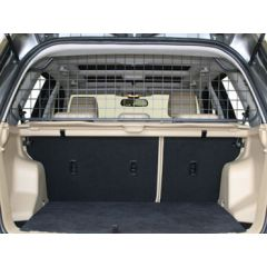 DA5801 - Freelander 2 Mesh Style Dog Guard In Grey (Half Length) by Travall