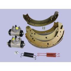 DA6045 - Series 2/3 Front Brake Kit - 6 Cyl & LWB V8 (Picture For Illustration)