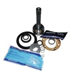 DA6057 - CV Joint Kit for Land Rover Defender 1986-1993 with 23 Internal Splines - Constant Velocity Joint, Bearing, Seals, Gaskets and Swivel Grease