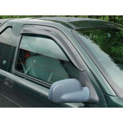 TF668 - Wind Deflector Kit (Set Of Two) - For 3-Door Freelander