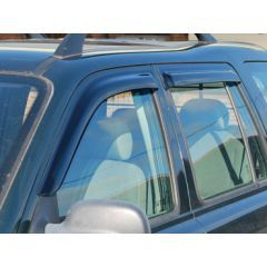 TF669 - Wind Deflector Kit (Set Of Four) - For 5-Door Freelander