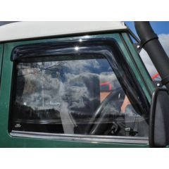 TF666 - Defender Wind Deflector Kit (Set Of Two) for Front of Land Rover Defender / Series