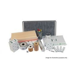 DA6123LR - Service Kit using Genuine Land Rover Filters - For Range Rover Evoque and Discovery Sport - 2.0L Single Turbo Diesel