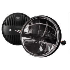 DA6280K - Truck-Lite Defender LED Headlamp Conversion - RHD Pair - For all Defender, Series and Range Rover Classic