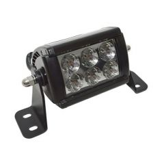 DA6295 - LED Light Bar with Aluminium Housing - 7500 Lumens Output with 120mm Light - Perfect for Defender or Discovery