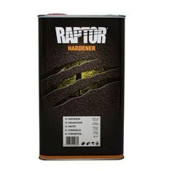 DA6371 - Raptor 5 Litre Hardener - Durable Protective Coating for Almost Any Surface