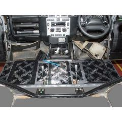 DA8084 - Dynamat Xtreme Sound Proofing for Land Rover Defender - Seat Box - Fits from 2007