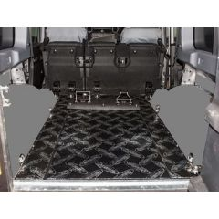 DA8089 - Dynamat Xtreme Sound Proofing for Land Rover Defender 110 - Rear Floor for 110 - Fits from 2007 Station Wagon/Utility