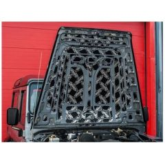 DA8092 - Dynamat Xtreme Sound Proofing for Land Rover Defender Puma - Bonnet Section - Fits from 2007 Onwards