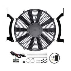 "DA8963 - Revotec Electrical Fan Conversion for Series 3 - High Power Suction Fans - for 2.25 Vehicles (14"" Fan)"