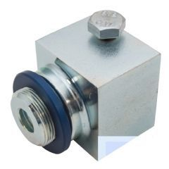 DA9013 - X-Column Steering Lock Protector - Perfect Protection for Land Rover Defenders for Thieves