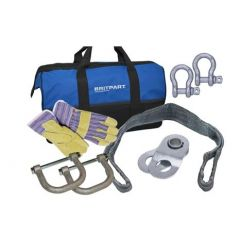 DB1017P - Winch Kit Bag By Britpart - with Jate Rings