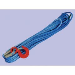 DB1309 - Dyneema Bowrope - 12 Strand Synthetic Fibre Winch Rope