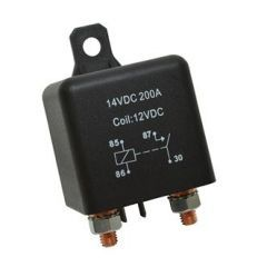 DB1500 - Split Charge Relay - 200A Heavy Duty