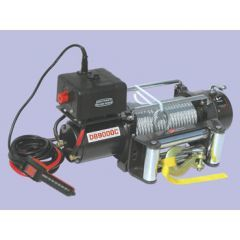 DB9000C - 12V 9,000Lbs - Britpart Pulling Power Winch - 3.3Kw Permanent Magnet Motor