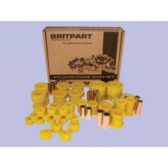 DC7000 - Discovery 1 Poly Bush Kit In Yellow By Britpart - Full Vehcile Kit