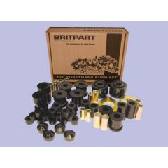 DC7101 - Discovery 2 Poly Bush Kit In Black By Britpart - Full Vehcile Kit