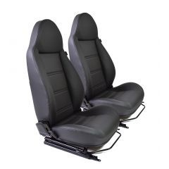 EXT301 - Modular Seats for Land Rover Defender - By Exmoor Trim - Comes as a Pair
