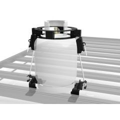 GBHO011 - Gas Bottle Holder by Front Runner - Fits to Roof Rack For Easy Storage