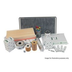 DA6014LR - Full Service Kit using Genuine Filters For Freelander TD4 Diesel - Upto 2A209830 - Genuine Land Rover Parts