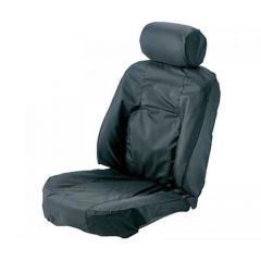 HPE000380JMN - Waterproof Rear Seat Covers in Navy for Range Rover L322 - Fits From 2002-2009