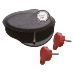 KNW500020 - Key for Quick Release Tow Bar Kit - Non Adjustable - For Range Rover Sport and Discovery 3 & 4