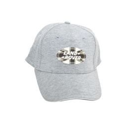 LACH015GMA - Land Rover Baseball Cap - Comes in Grey with Union Jack Oval Logo