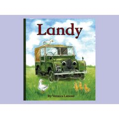 LANDY - Landy - The Story Of A Series Land Rover