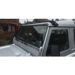 LM25 - Defender Roof Light Bar - By Land Marque - With Four Lamp Brackets