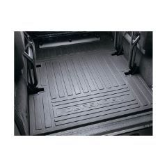 LR005040 - Defender 110 Station Wagon 7 Seater Loadspace Rubber Mat - Genuine Land Rover (FOR 110 SW VEHICLES FROM 2007 - Puma Engine)