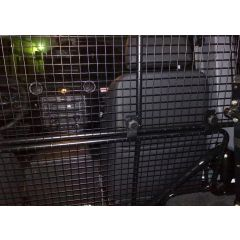 LR006448 - Full Length Dog Guard For Defender 90 3-Door (To Fit Vehicles Without Bulkhead) - For Vehicles From 2007