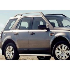 LR006608 - Genuine Style Roofrails For Freelander 2 - For Solid Roof Systems